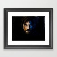 The Kingslayer Framed Art Print