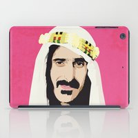 ZAPPA! iPad Case