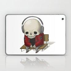 Music Skull Laptop & iPad Skin