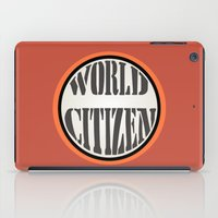 World Citizen iPad Case