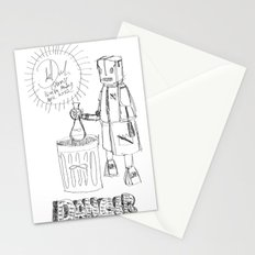 Danger. [SKETCH] Stationery Cards
