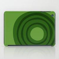 2013 Pigment to Pantone Calendar – OCTOBER iPad Case