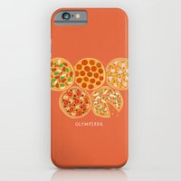 Olympizza iPhone 6 Slim Case