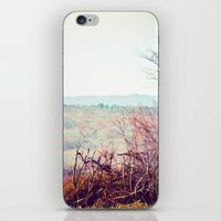 These Hills iPhone & iPod Skin