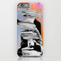 iPhone Cases featuring Now I Gotta Run the Dump by Tyler Spangler