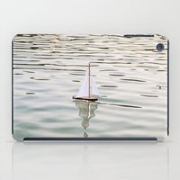 Sail Away iPad Case