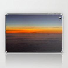 Sunrise Over Clouds Laptop & iPad Skin