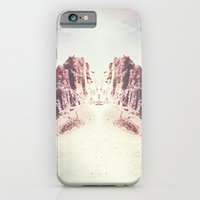 iPhone & iPod Case featuring rocky gates by Bencurious