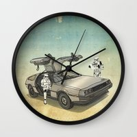 Lost, Searching For The … Wall Clock