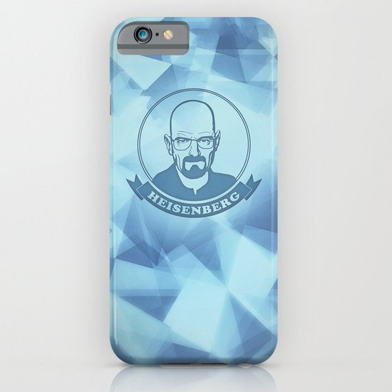 Walter White - Heisenberg - Blue Meth Edition iPhone & iPod Case