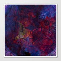 Inner Space 2 Canvas Print