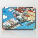 see Naples and then die! iPad Case