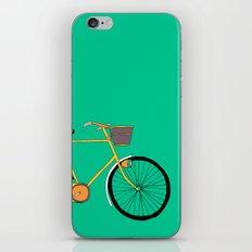 Bicycle II iPhone & iPod Skin