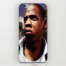 King of New York? iPhone & iPod Skin