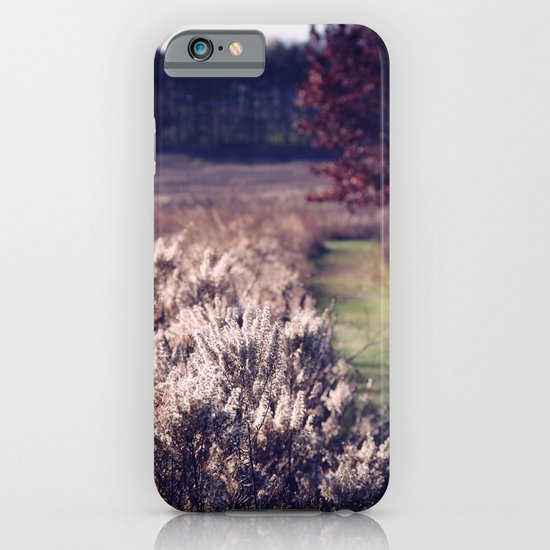 Sentimental Mood iPhone & iPod Case