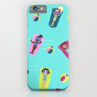 Pool Party iPhone 6 Slim Case