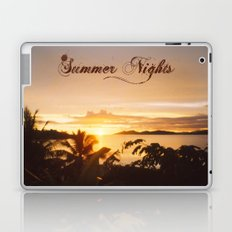 Summer Nights Laptop & iPad Skin