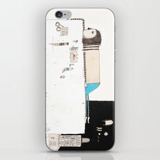 Forgive yourself and move on from your mistakes. iPhone & iPod Skin