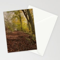 Autumn in Brantingham Woods Stationery Cards