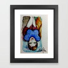 Eleanor Framed Art Print