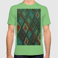 Draper Paper Mens Fitted Tee Grass SMALL
