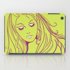 Dream In Green iPad Case