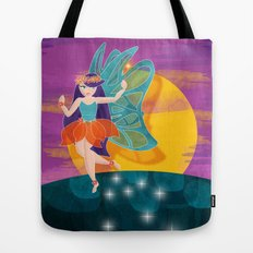 My first fairy  Tote Bag