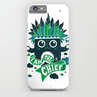 iPhone & iPod Case featuring I am the chief! by MKT4