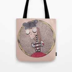 mouse club dropout. Tote Bag