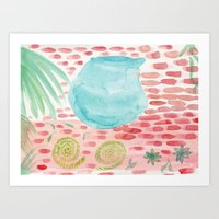 The Bowl Art Print