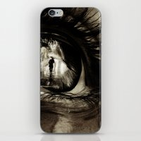 When The Rain Comes iPhone & iPod Skin