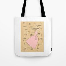 Flying Memories Tote Bag