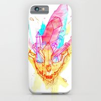 iPhone & iPod Case featuring And We Will Never Speak Again by Mikah Washed