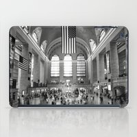Grand Central Station iPad Case