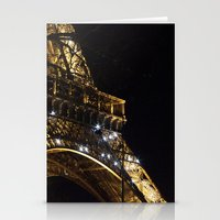 Eiffel Tower Stationery Cards