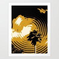 SummerTime 5 Art Print