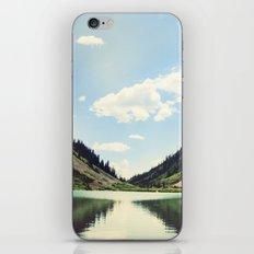Emerald Lake iPhone & iPod Skin