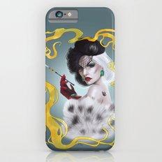 Cruella de Vil Slim Case iPhone 6s