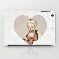 Marie Antoinette iPad Case