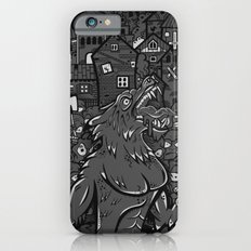 WOLVES OF PERIGORD Slim Case iPhone 6s
