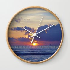 The Utopia Wall Clock