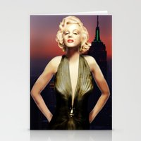 Marilyn Forever Stationery Cards