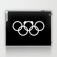 Olympic games logo 2014. Sochi. Bear. Laptop & iPad Skin