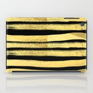 Sochie - Black Gold Mini… iPad Case