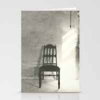 chair series no.3 Stationery Cards