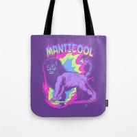 Manticool Tote Bag