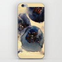Bluberries iPhone & iPod Skin