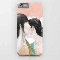 Tell Me A Secret iPhone 6 Slim Case