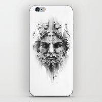 King Of Diamonds iPhone & iPod Skin
