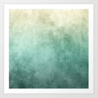 Art Print featuring Abstract II by Morenina